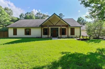 Single Family Home For Sale: 504 Fish Creek Thoroughfare
