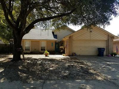 Houston Single Family Home For Sale: 15631 Pagehurst Drive