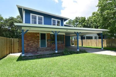 Texas City Single Family Home For Sale: 403 5th Avenue N