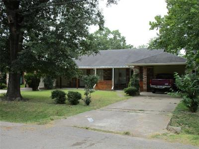 Conroe Single Family Home For Sale: 1013 McCall Avenue