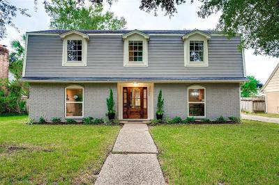 Houston Single Family Home For Sale: 14207 Burgoyne Road