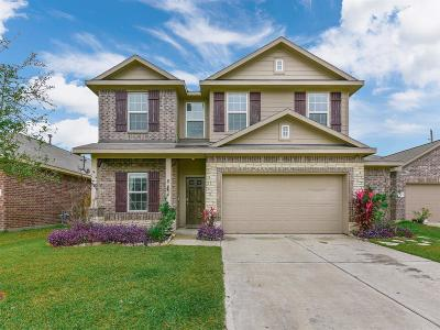 Manvel Single Family Home For Sale: 6 Garden Ridge Court