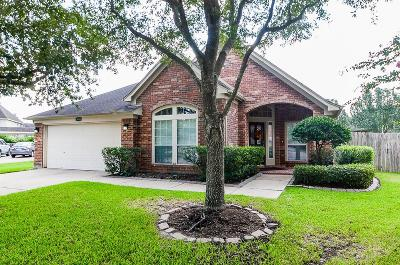 Sugar Land Single Family Home For Sale: 5010 Brannon Hill Court