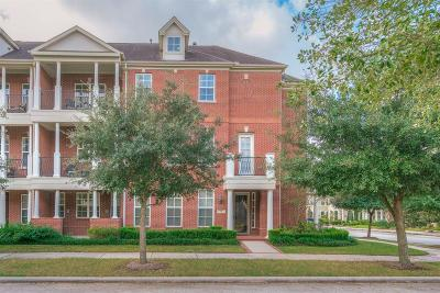 East Shore, East Shore/The Woodlands, The Woodlands East Shore Condo/Townhouse For Sale: 79 History Row