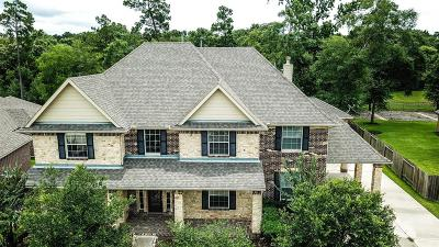 Conroe Single Family Home For Sale: 2147 Barton Woods Boulevard