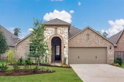 Conroe TX Single Family Home For Sale: $320,000