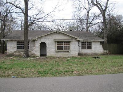 Magnolia Single Family Home For Sale: 419 6th Street