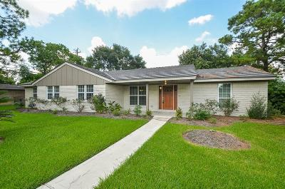 Houston Single Family Home For Sale: 5402 Willowbend Boulevard