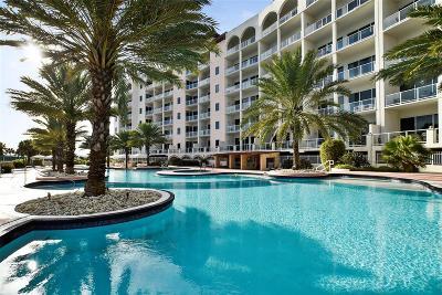 Galveston Mid/High-Rise For Sale: 10327 Termini San Luis Pass Road #304