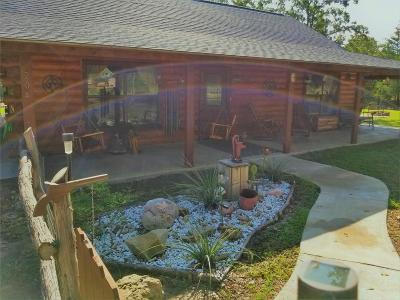 Burleson County Single Family Home For Sale: 204 Chargers Lane