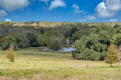 Lee County Country Home/Acreage For Sale: 1545 B Fm 1697