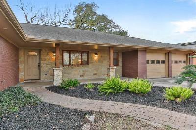 Houston Single Family Home For Sale: 1711 Huge Oaks Street