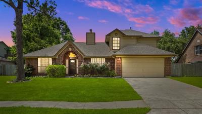 Pearland Single Family Home For Sale: 4610 Pecan Grove Drive