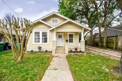 Single Family Home For Sale: 4210 Julian Street