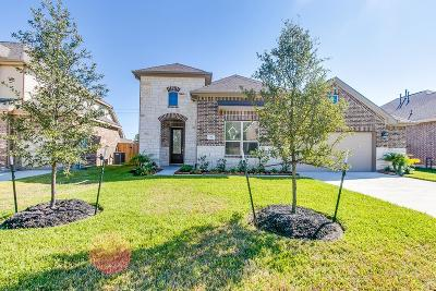League City Single Family Home For Sale: 318 Woodway Drive
