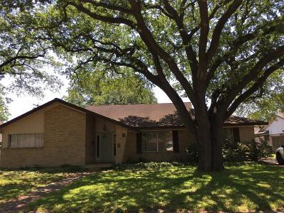 Meyerland Single Family Home For Sale: 4939 Cheena Drive