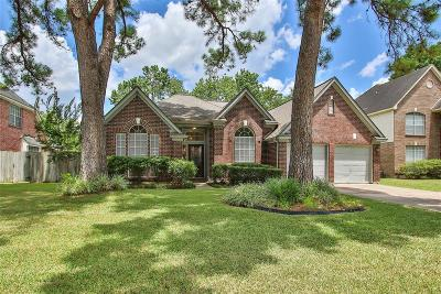Cypress Single Family Home For Sale: 12423 Lusterleaf Drive