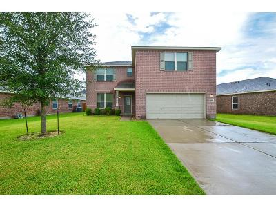 Manvel Single Family Home For Sale: 2914 Mustang Meadow Lane