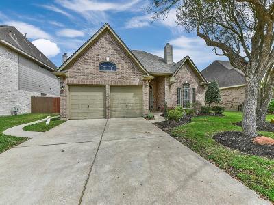 Pasadena Single Family Home For Sale: 7415 Shady Arbour Court