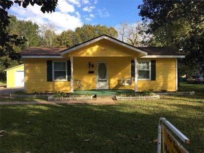 Pearland Rental For Rent: 2431 Washington Street