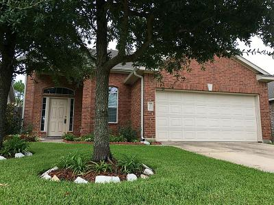 Katy TX Single Family Home For Sale: $224,900