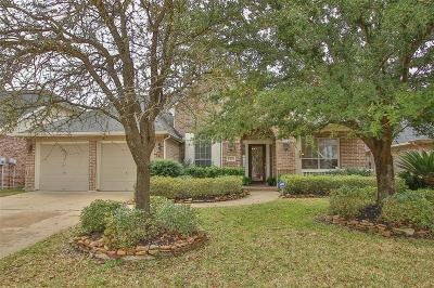 Cypress Single Family Home For Sale: 13011 Andover Manor Drive