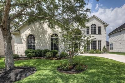 Manvel Single Family Home For Sale: 24 Palm Villas Drive