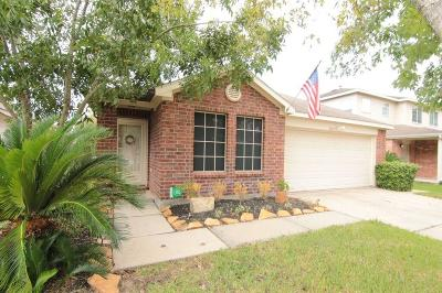Houston Single Family Home For Sale: 18210 Wild Orchid Drive
