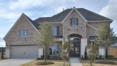 Fulshear Single Family Home For Sale: 28514 Jade Springs Lane
