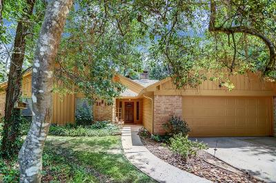 The Woodlands Single Family Home For Sale: 11514 Timberwild Street