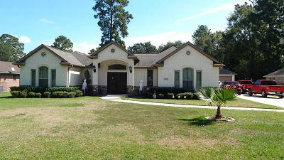 Humble Single Family Home For Sale: 21414 Lee Road