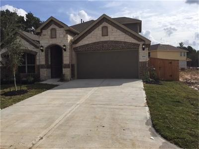 Conroe Single Family Home For Sale: 2962 Fox Ledge Court