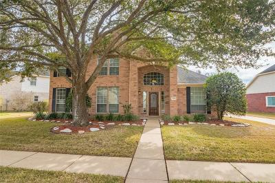 Pearland Single Family Home For Sale: 3918 Clarestone Drive