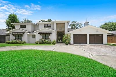 Houston Single Family Home For Sale: 7706 Brykerwoods Drive