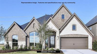Missouri City Single Family Home For Sale: 3207 Shadow View Lane