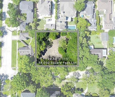 Houston Residential Lots & Land For Sale: Barbara Lane