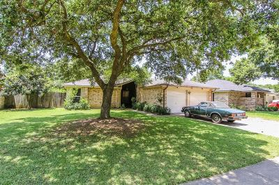 Spring Single Family Home For Sale: 21507 Meadowhill Drive