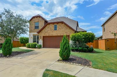 Richmond Single Family Home For Sale: 10414 Pladdawa Lane