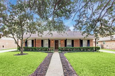 Houston Single Family Home For Sale: 5931 Arboles Drive