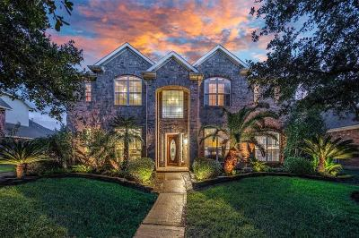 Katy Single Family Home For Sale: 1818 Grayson Lakes Boulevard