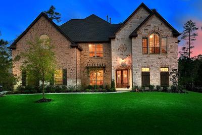 Spring Single Family Home For Sale: 5458 Harvest Oak Landing Drive