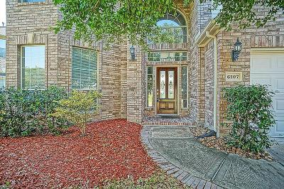 Katy Single Family Home For Sale: 6107 White Frye Drive