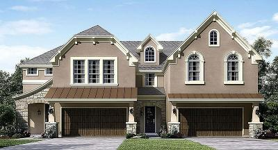 Conroe Condo/Townhouse For Sale: 155 Skybranch Drive