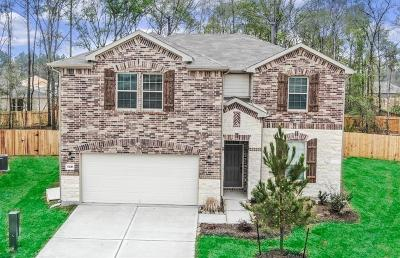 Conroe Single Family Home For Sale: 4381 Roaring Timber Drive
