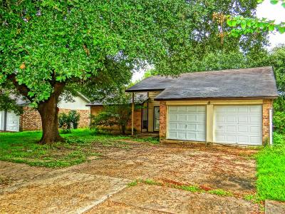 Friendswood Single Family Home For Sale: 5006 Appleblossom Lane