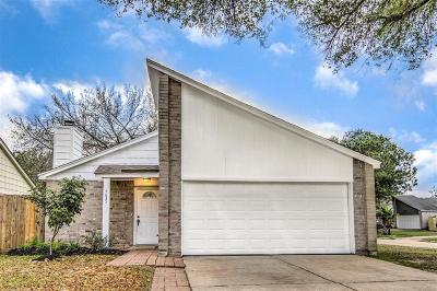 Houston Single Family Home For Sale: 7635 Lemma Drive