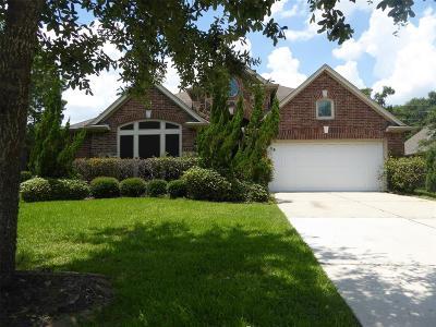 Summerwood Single Family Home For Sale: 14530 Kings Head Drive