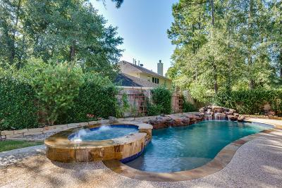 Humble Single Family Home For Sale: 18522 N Roaring River Court