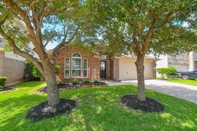 Richmond Single Family Home For Sale: 20631 Sapphire Lake Road