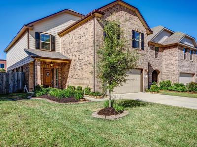 Dickinson Single Family Home For Sale: 6882 Dogwood Cliff Lane